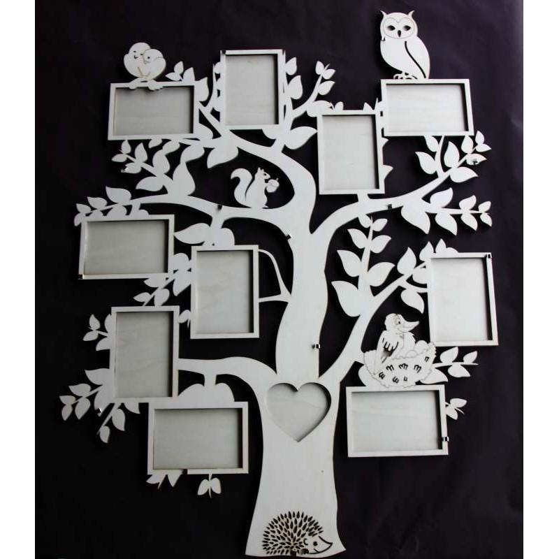 arbre pour 10 photographies g n aprime. Black Bedroom Furniture Sets. Home Design Ideas