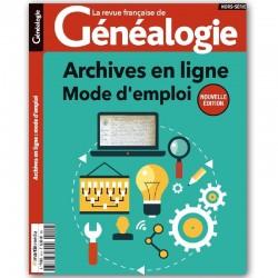 Archives en ligne : Mode d'emploi