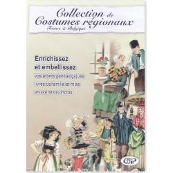Collection de costumes régionaux - France & Belgique