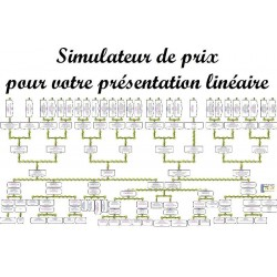 Simulateur de prix d'arbre linéaire