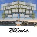 Blois - Arbre ascendant vierge 6 générations