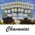Chavaniac - Arbre ascendant vierge 6 générations