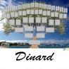 Présentation Dinard - Arbre ascendant vierge 6 générations