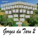 Gorges du Tarn 2- Arbre ascendant vierge 6 générations