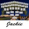 Présentation Jackie - Arbre ascendant vierge 6 générations