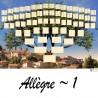 Présentation Allègre 1 - Arbres ascendants vierges 7 générations