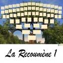 La Recoumène 1 - Arbre ascendant vierge 7 générations