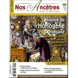 Histoire de l'Horlogerie française