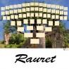 Présentation Rauret - Arbre ascendant vierge 7 générations