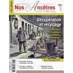 Récupération et recyclage