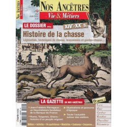 Histoire de la chasse du XIVe - XXe
