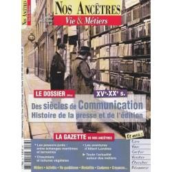 Des siècles de  communication