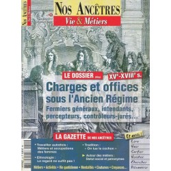15 Charges et offices sous l'ancien régime XVe-XVIIIe s.