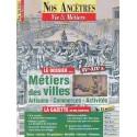 12 Métiers de villes XVe-XIXe s.