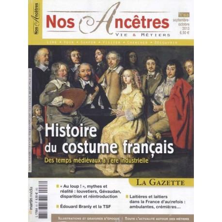 Histoire du costume français