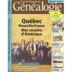 Québec, Nouvelle France, Nos cousins d'Amérique
