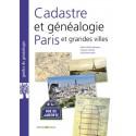 Cadastre et généalogie, Paris et les grandes villes