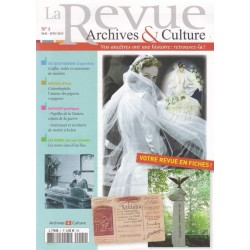 La revue d'Archives & Culture n°01