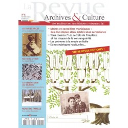 La revue d'Archives & Culture n°06