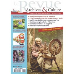 La revue d'Archives & Culture n°07