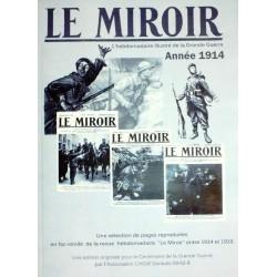 Le Miroir, Année 1914