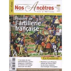 75 Histoire de l'artillerie française