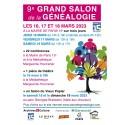 Le Grand SALON de la Généalogie de Paris
