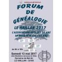 Forum de Généalogie le Haillan 2017