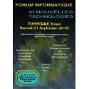 13° Forum de l'informatique et de la généalogie