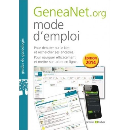 GeneaNet.org mode d'emploi