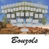 Présentation Bouzols - Arbre ascendant vierge 6 générations