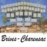 Présentation Brives-Charensac - Arbre ascendant vierge 6 générations