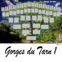 Gorges du Tarn 1- Arbre ascendant vierge 6 générations
