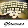 Présentation Glavenas - Arbre ascendant vierge 7 générations