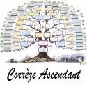 Corrèze - Arbre ascendant vierge 7 générations