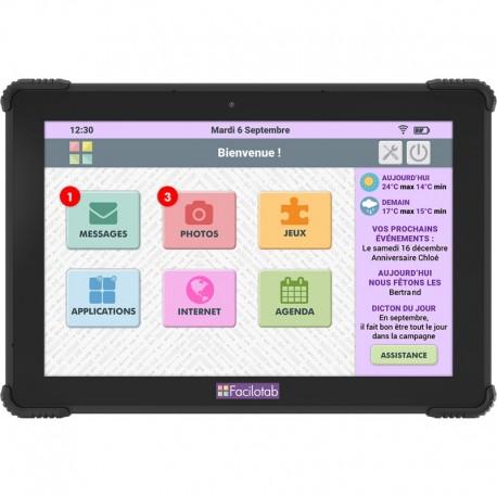 Tablette Facilotab L renforcé Wifi/4G