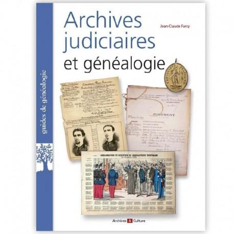 Archives judiciaires et généalogie