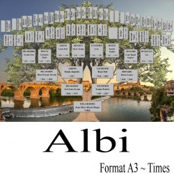Albi - Format A3