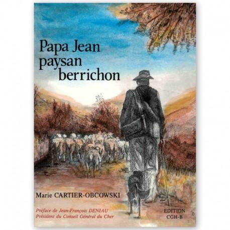Papa Jean paysan berrichon