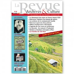 La revue d'Archives & Culture n°35