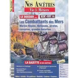 Les combattants des Mers : Marine Royable, pirates, corsaire