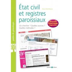 Etat civil et registres paroissiaux - 2° Edition