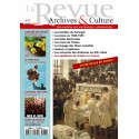 La revue d'Archives & Culture n°37