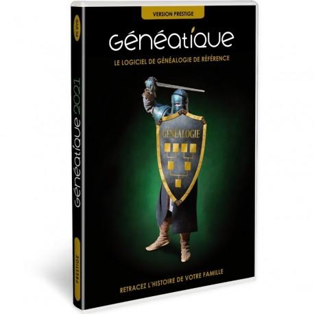 Généatique Prestige 2021