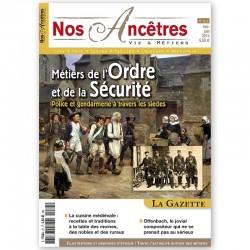 67 Métiers de l'Ordre et de la sécurité