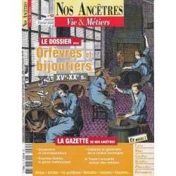 35 Orfèvres et Bijoutiers XVe-XXe s.