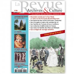 La revue d'Archives & Culture n°38