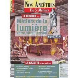 25 Métiers de la lumière XVe-XIXe s.