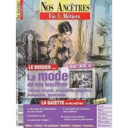 20 La mode de nos ancêtres XIVe-XIXe s.