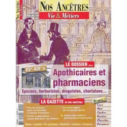 Apothicaires et Pharmaciens